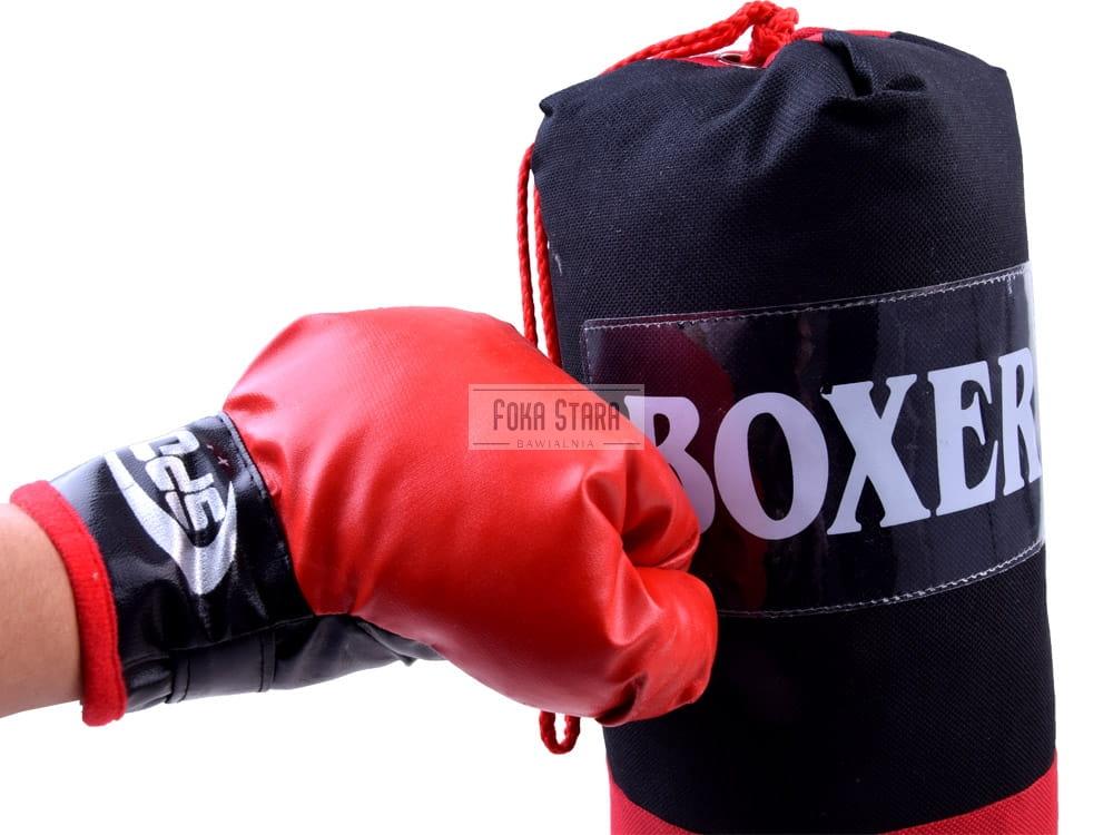 16f19f5a3824 Boks zestaw bokserski rękawice + worek - Joko - Bawialnia Foka Stara ...
