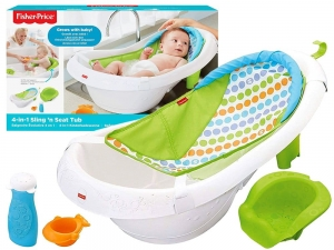Fisher-Price Wanienka Maluszka 4w1