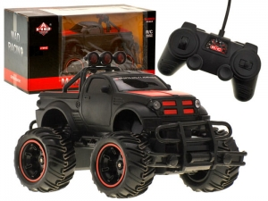Monster truck RC - zdalnie sterowane auto pick-up