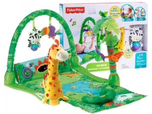 Fisher Price Rainforest MATA edukacyjna