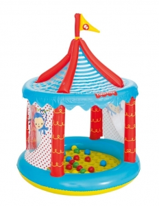 Fisher Price basen brodzik + 25 piłek 93505
